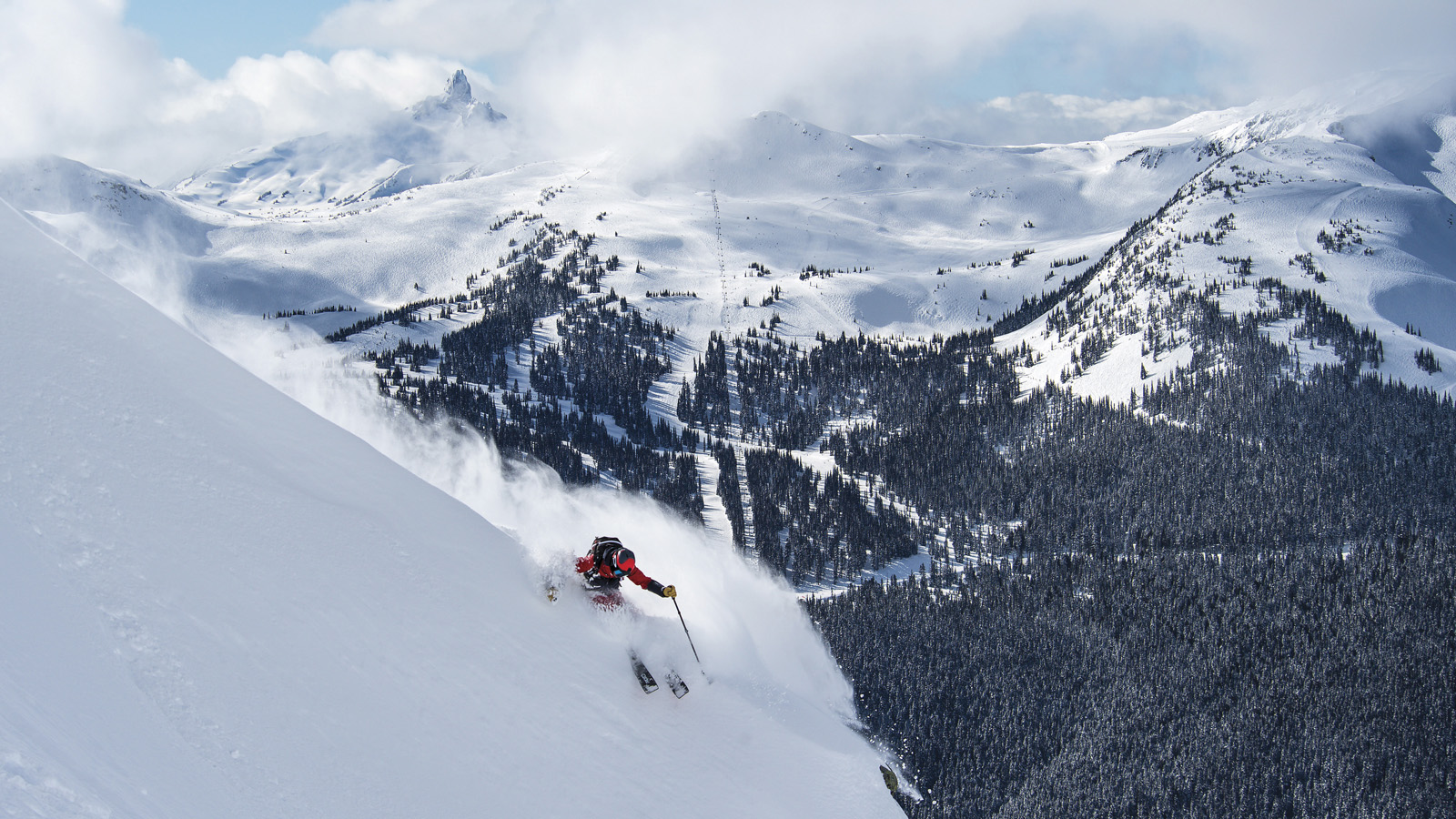 Canadian Road Trip: Whistler Blackcomb | FREESKIER