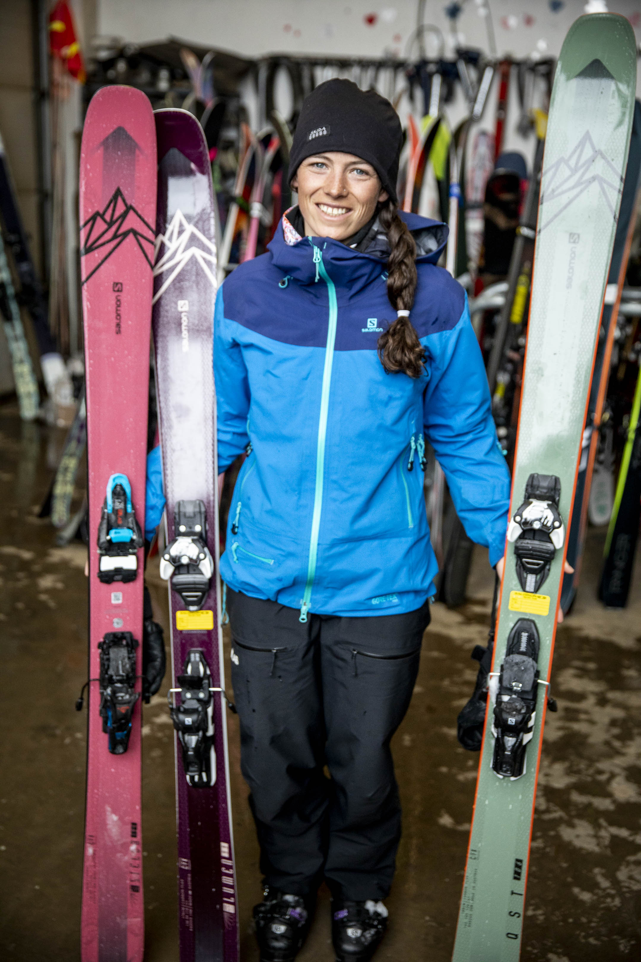 Gallery] Next year's skis, as seen at the 17th annual