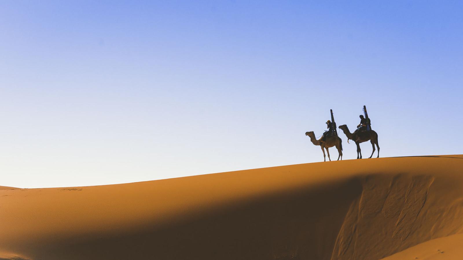 A Desert Love Affair Freeskier