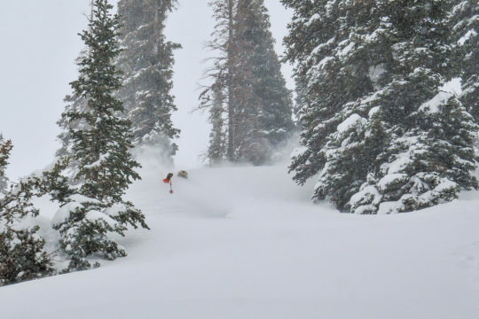 4e1e098b7c All About That Base  The deepest snow depths in North America