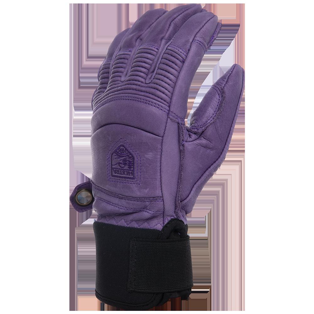 Hestra Leather Fall Line best ski gloves