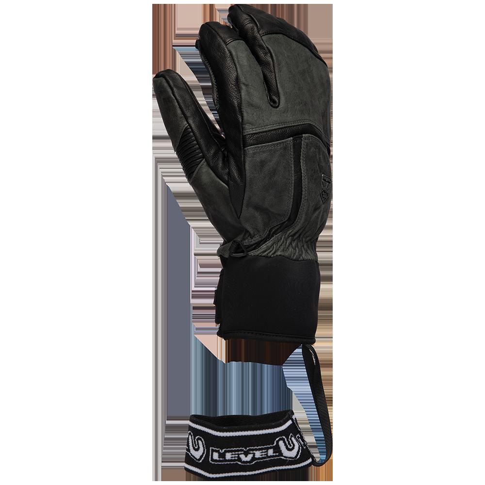 Level Off-Piste Trigger Leather best ski gloves