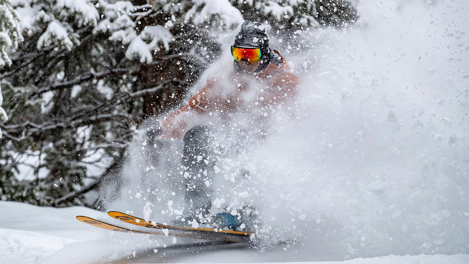 The Best Powder Skis Of 2021 Freeskier