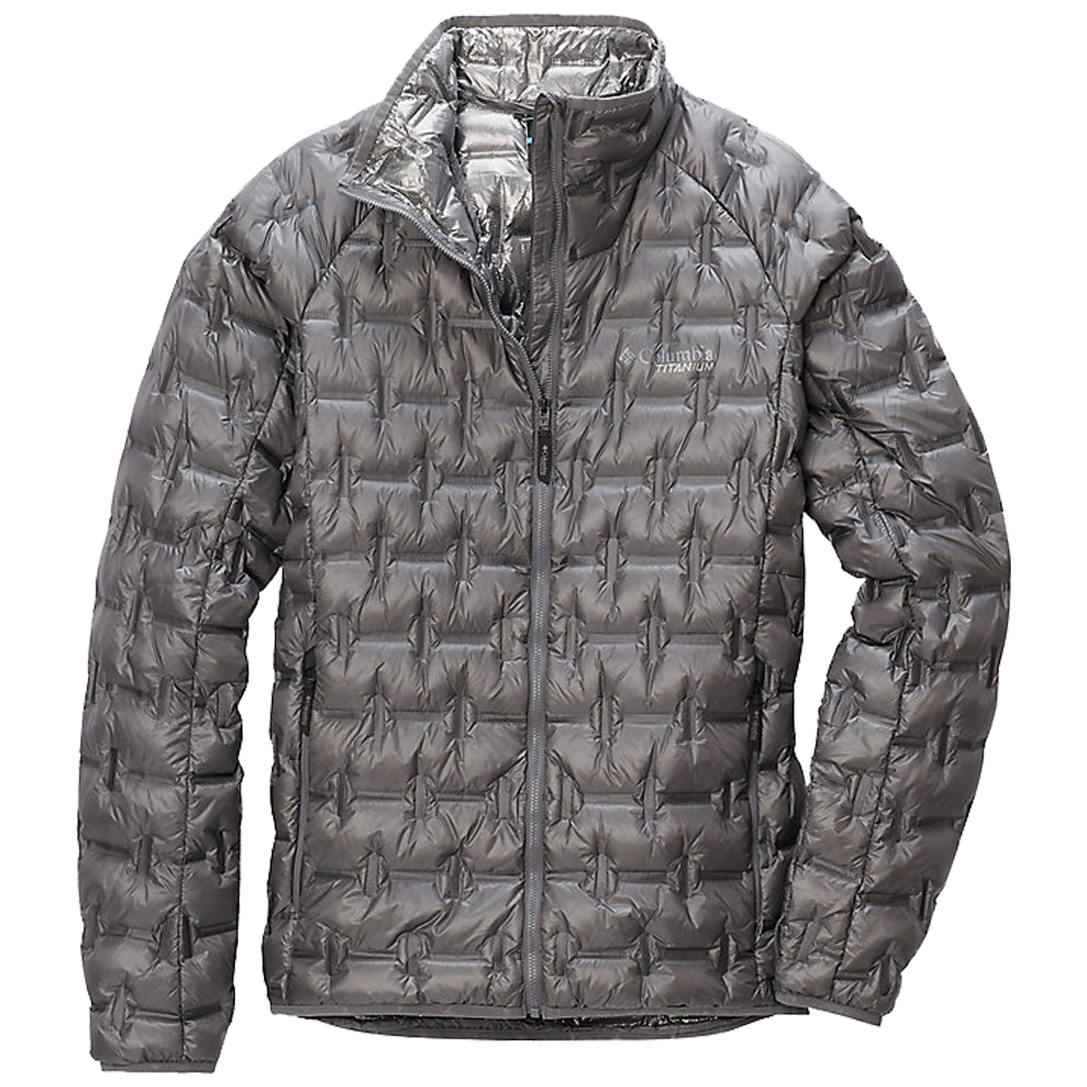Columbia Alpine Crux Down Jacket