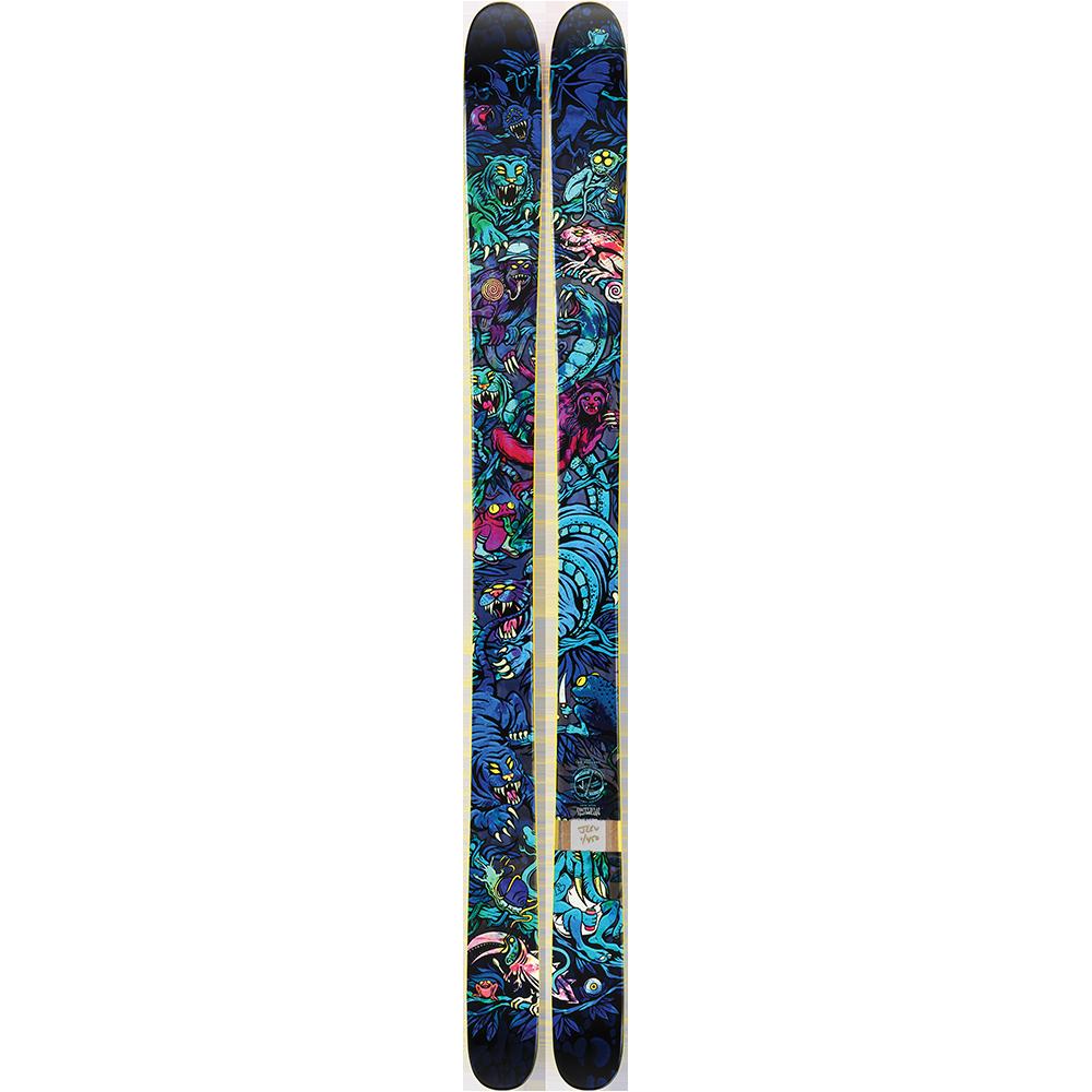 J skis The Hotshot