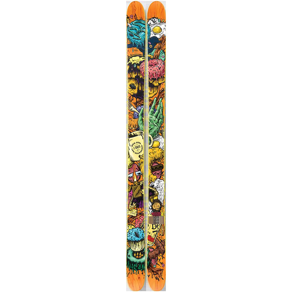 J skis the allplay
