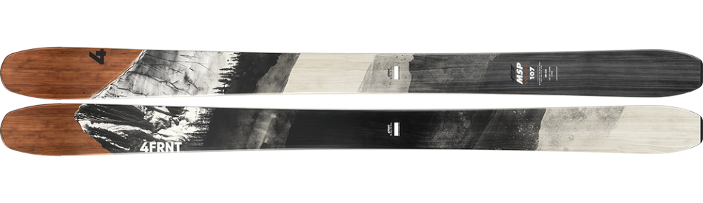 Best Big-Mountain Skis