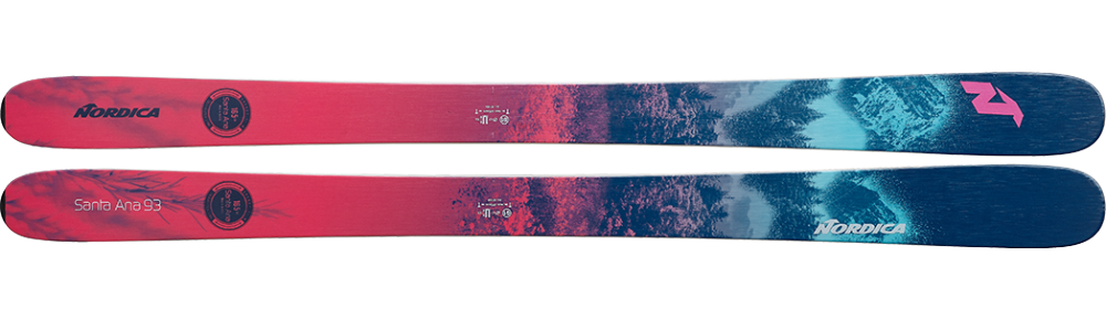 Nordica Santa Ana 93 Best Womens Skis