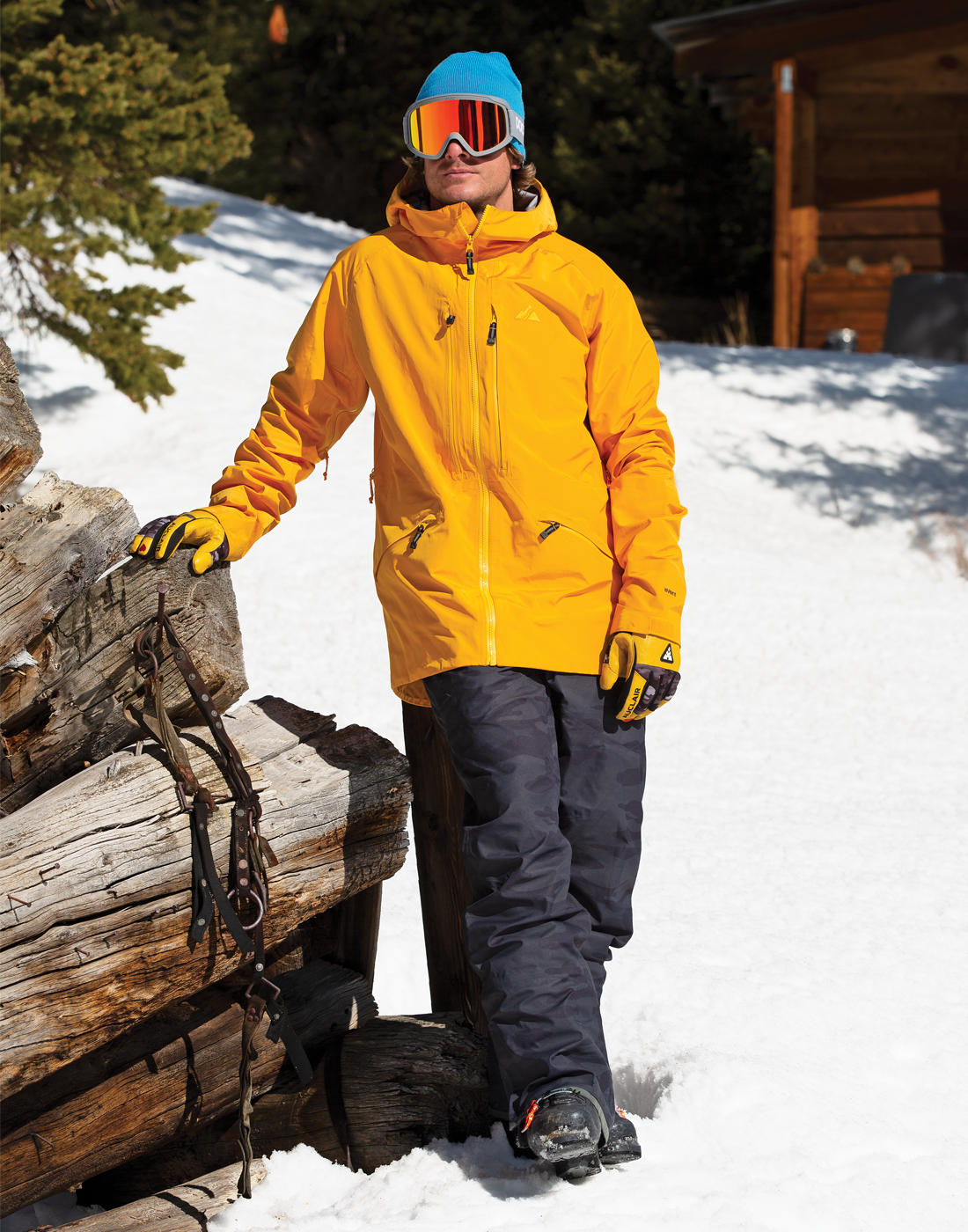 best ski outerwear