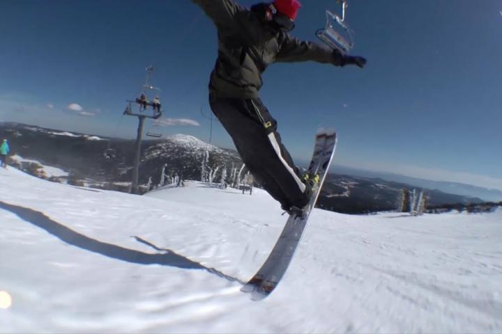 ski films