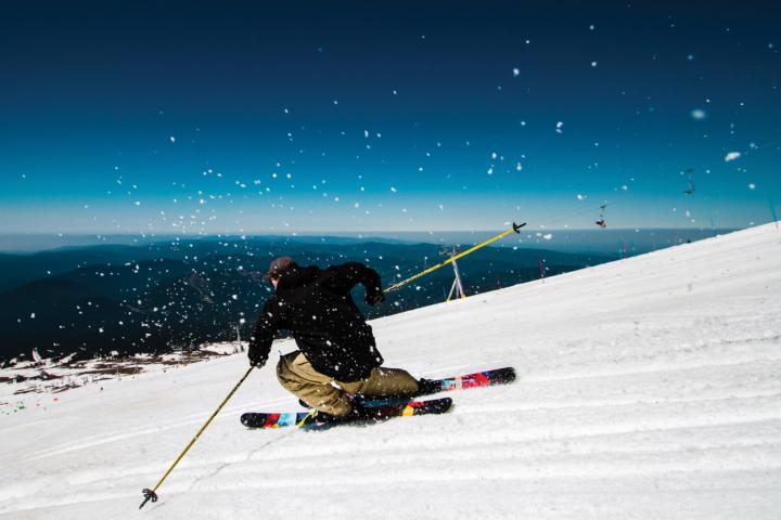 j skis the master blaster