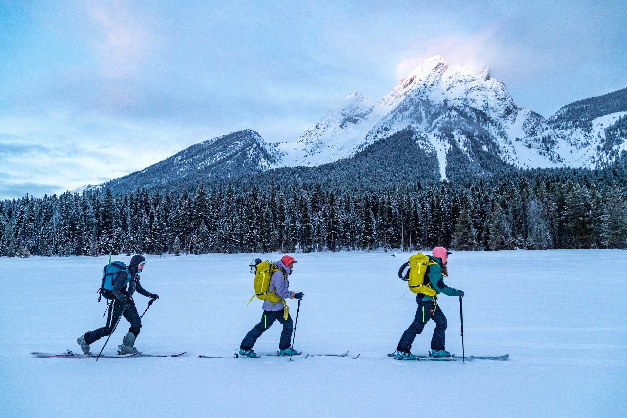 quality ski time