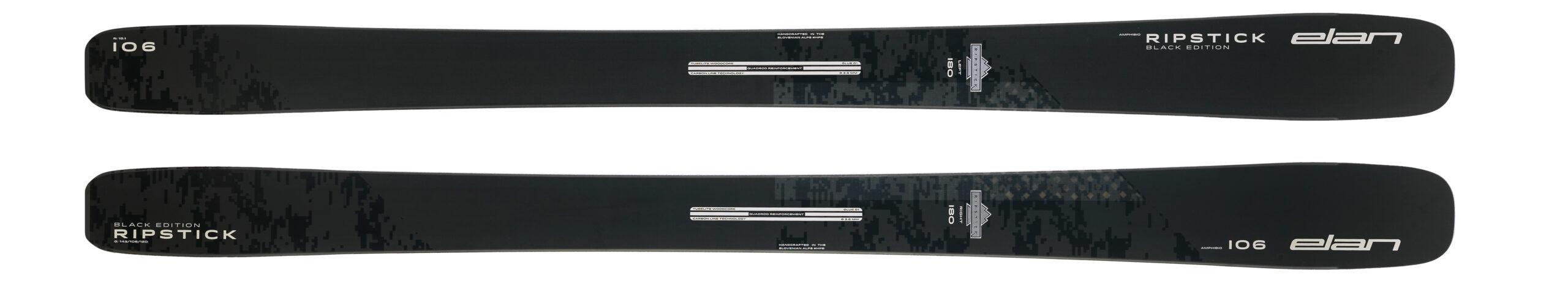 Elan Ripstick 106 Black Edition